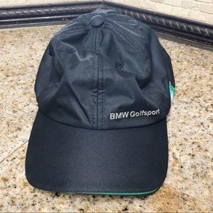 BMW Golfsport Hat black new